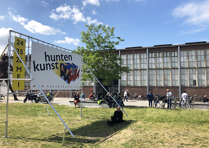 No Huntenkunst 2020