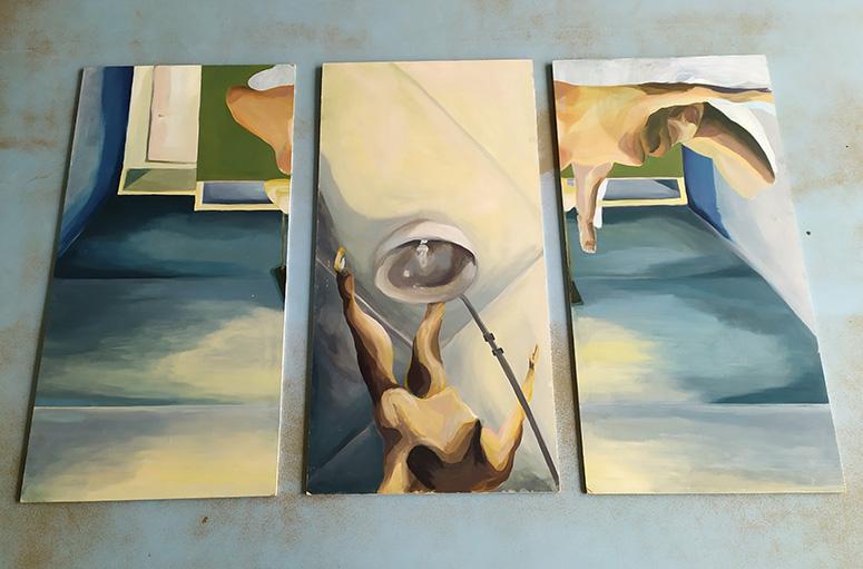 Jessica Tiemessen - Ceiling