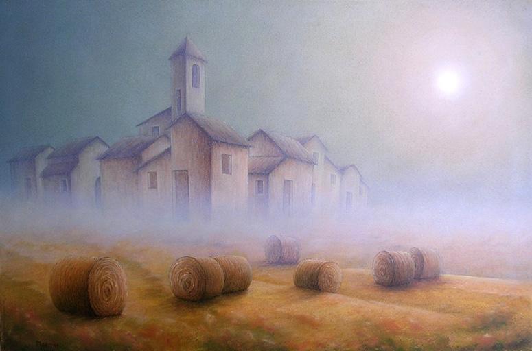Walter Maritati - Atmosfera nebbiosa 3